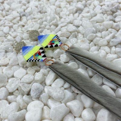 Proudly Indigenous Crafts & Designs (PIC&D) Unique Earrings
