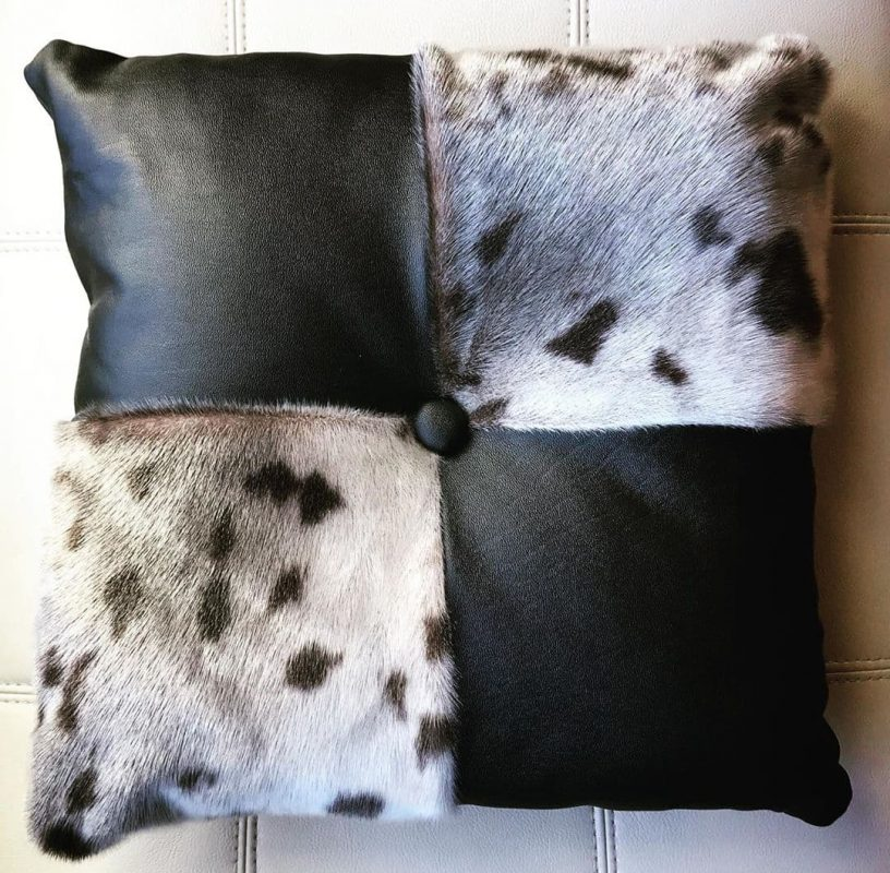 Seal Fur & Seal Skin Products Seal Pillow
