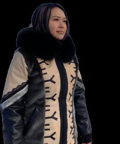 Seal Skin Leather Parka _MayNingeongan_UjaraatsiaqsGarments_UniqueItem_02-removebg