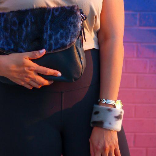 Sealskin Snap Bracelet by Snowfly_Artist Cheryl Fennell_as seen on @santeesioux (2)