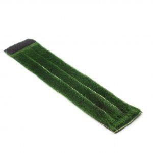 Seal skin Bangle Cuffs _CherylFennel_Snowfly_Green_01