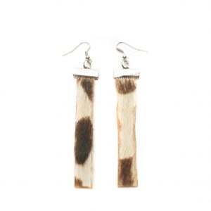 Seal skin Earrings _C