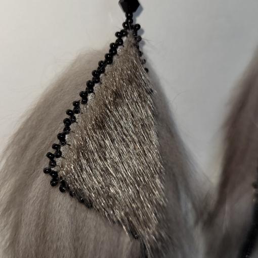 Natural Sealskin Silver Fox_Taalrumiq_Christina King_03