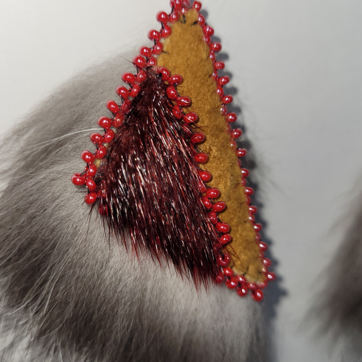 Red Gold Sealskin Silver Fox_Taalrumiq_Christina King_03